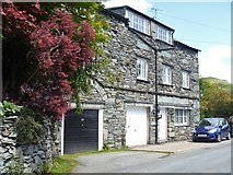 NY3204 : Elterwater houses [8] by Michael Dibb