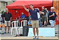 ST8585 : Sherston Boules Festival Day, Wiltshire 2019 by Ray Bird