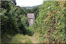 SD5273 : A walk along Kirkgate Lane (22) by Kate Jewell