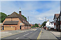 SK5837 : West Bridgford: Bridgford Road and Lutterell Hall by John Sutton