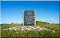 SH3293 : Cemlyn Bay Lifeboat Memorial by Jeff Buck