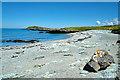 SH3192 : Shingle Beach at Porth Tywodog by Jeff Buck