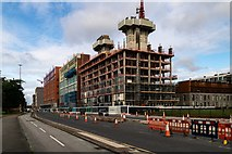 SJ8297 : Chester Road by Peter McDermott