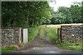 NY2032 : Gated entrance by Bill Boaden