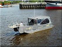 NS5565 : Govan Ferry by Richard Sutcliffe