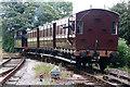 SJ9542 : Knotty Heritage Train by Chris Allen