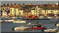 SX9372 : Dredging equipment, Teignmouth by Derek Harper