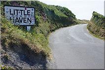 SM8513 : Settlands Hill by Stephen McKay