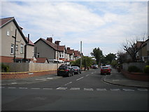 NZ3473 : North end of Brighton Grove, Whitley Bay by Richard Vince