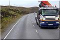 HU4251 : Northbound A970 near Girlsta by David Dixon