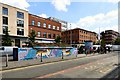 SJ8498 : Stevenson Square by Gerald England