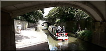 ST7565 : The Kennet & Avon Canal by Anthony Parkes