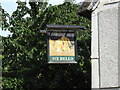 TL9971 : The sign of the Six Bells, Walsham le Willows by Adrian S Pye