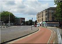 NS5565 : Golspie Street, Govan by Richard Sutcliffe
