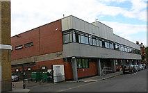 TQ2785 : The Roy Shaw Centre, Cressy Road, NW3 by David Kemp