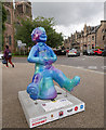 NH6644 : Oor Wullie, Inverness Cathedral by Craig Wallace