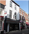SS5533 : Jewellers in High Street, Barnstaple by Jaggery
