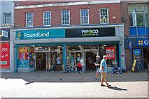 SZ6299 : High Street, Gosport (10) by Barry Shimmon