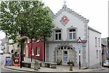 SW7834 : Old Fire Station, 2 Broad Street, Penryn by Jo Turner