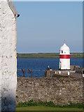 SC2667 : Castletown harbour, Isle of Man by Patrick Hamilton