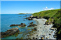 SH3092 : View from the Anglesey Coastal Path by Jeff Buck
