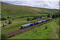 SD7799 : Train passing Turner Hay Hill by Ian Taylor