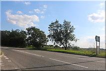SP7190 : Harborough Road north of Market Harborough by David Howard