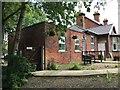 SE8382 : Thornton-le-Dale former station by Brian Westlake