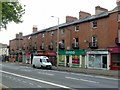 SK5740 : 107 to 125, Mansfield Road, Nottingham by Alan Murray-Rust