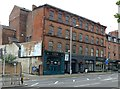 SK5740 : Former lace factory, Mansfield Road, Nottingham by Alan Murray-Rust