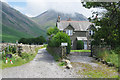 NY1808 : Lingmell House, Wasdale Head by Stephen McKay