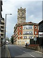 SK5640 : Stanley House, Wollaton Street, Nottingham by Alan Murray-Rust