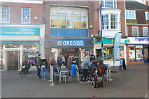 SZ6299 : High Street, Gosport (15) by Barry Shimmon