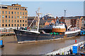 TA1028 : The Arctic Corsair Trawler by Ian S