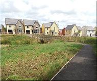 ST0007 : Cullompton: towards Greystone Walk by Martin Bodman