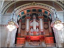 NS5666 : Pipe Organ at Kelvingrove Art Gallery and Museum by David Hillas