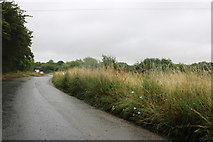 TM1158 : Layby on the A1120, Earl Stonham by David Howard