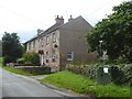 NY6121 : Cottages at the north end of King's Meaburn by Oliver Dixon