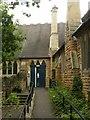SK5640 : Former All Saints Church Schools by Alan Murray-Rust