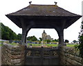 NZ8513 : Lych gate at the Church of St Oswald, Lythe by Mat Fascione