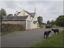 NY6216 : Maulds Meaburn: former pub by Stephen Craven