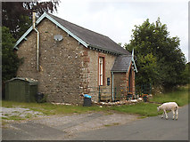 NY6216 : Maulds Meaburn: former Methodist chapel by Stephen Craven
