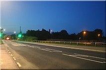 TA1080 : Muston Road, Filey by David Howard