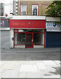 TQ7567 : 112, High Street, Chatham by John Baker