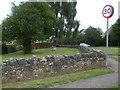 ST6990 : Cromhall crossroads by Neil Owen