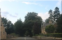 SK9551 : Cliff Road, Leadenham by David Howard