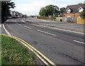 ST3090 : Bend in Malpas Road, Newport by Jaggery