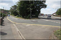 ST3090 : Junction of Pillmawr Road and Malpas Road, Newport by Jaggery