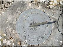 ST6990 : St Andrew's monumental sundial by Neil Owen