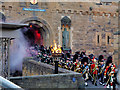 NT2573 : Royal Edinburgh Military Tattoo: Entrance of the Pipers by David Dixon